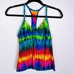 Trina Turk reaction activewear top